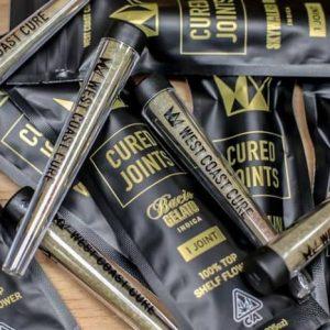 buy west coast cure pre rolls in california