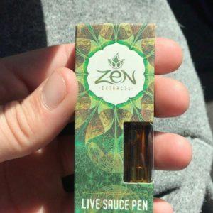 buy zen extracts carts online