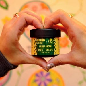 buy friendly farms relief cream online